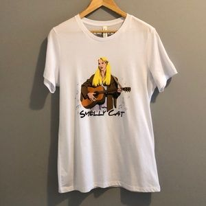 """FRIENDS REUNION LIMITED EDITION """"SMELLY CAT"""" T-SHIRT (XL) NEW!"""